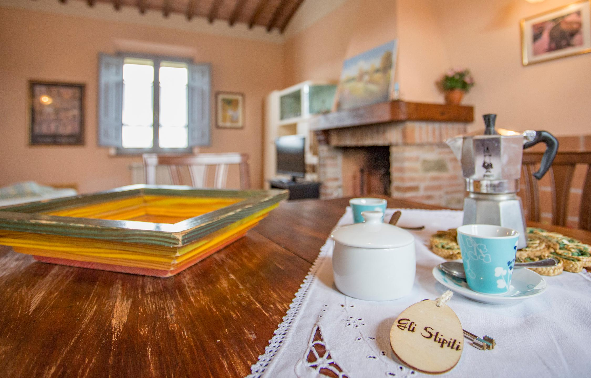 Contact details of Agriturismo Casa Carlotta | Farmhouse in Tuscany