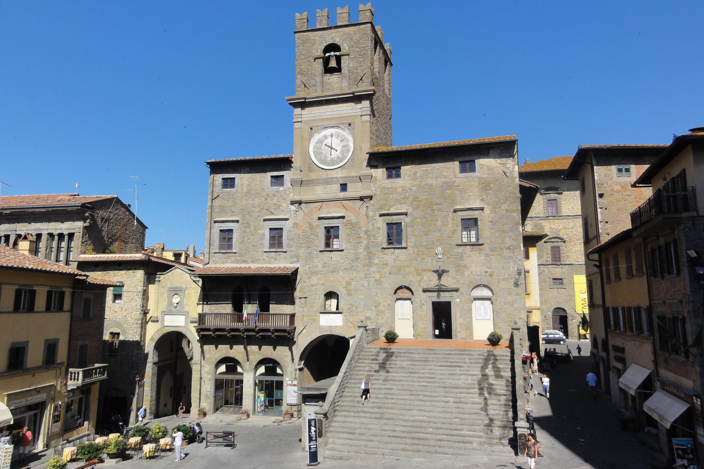 What to see in Tuscany and Umbria while staying at Casa Carlotta